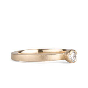 corey-egan_CER032_bodiam-14k-yellow-gold-old-european-cut-diamond-ring-side